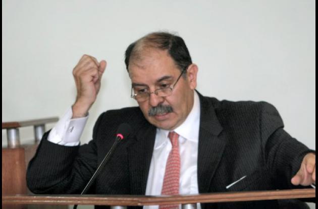 José Miguel Naráez, ex subdirector del DAS.