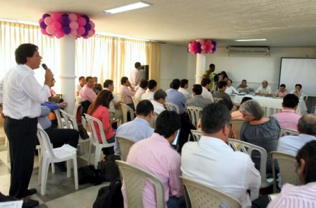 Audiencia pública de adjudicación de contrato de Transcaribe.