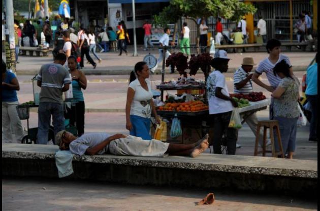 Reinvaden Avenida Venezuela