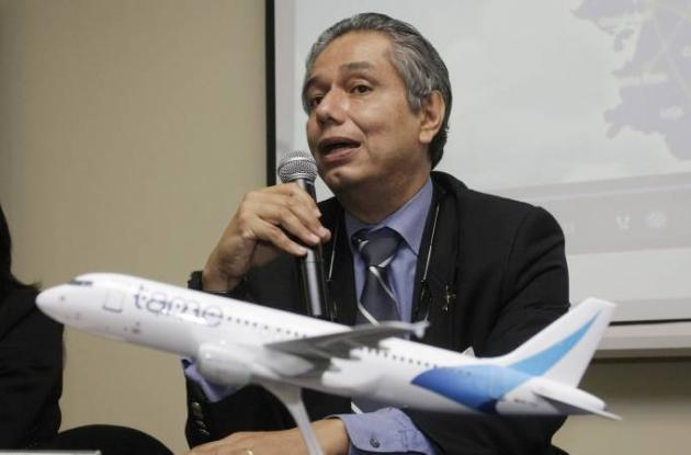 La aerolínea estatal Tame (Transportes Aéreos Militares Ecuatorianos) estrenó ho