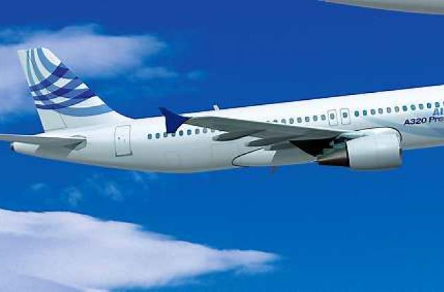 El avión transportaba a 162 pasajeros