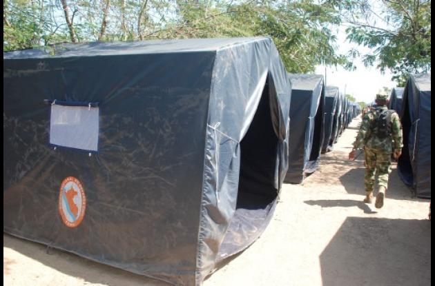 Ayuda humanitaria para damnificados por el invierno de Mahates