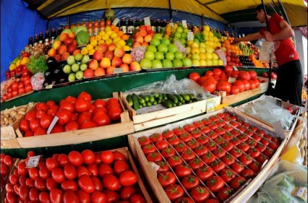 Frutas y hortalizas: baja consumo en Europa por miedo a la bacteria E-coli.