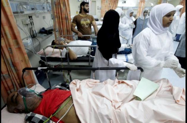 crisis en baherin