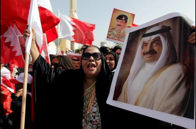 Manifestaciones en Baréin