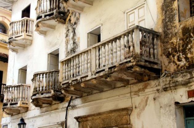 balcón centro histórico
