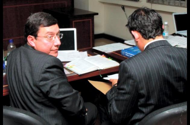 El Abogado Ramón Ballesteros acepta cargos de soborno.