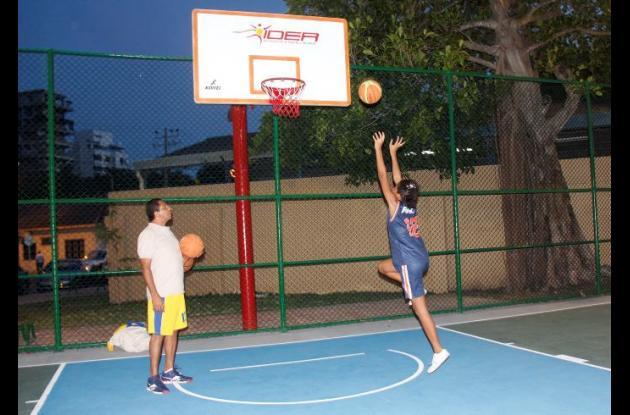 Baloncesto en Manga