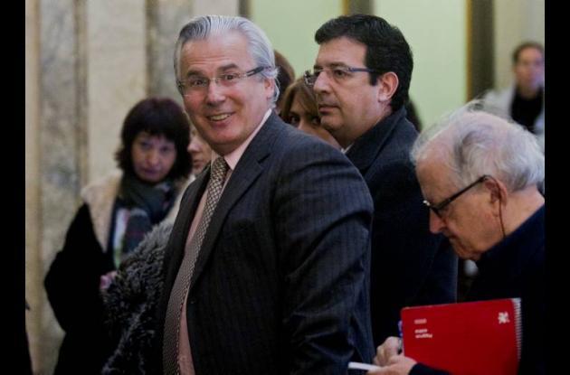 Baltasar Garzón, el juez universal.
