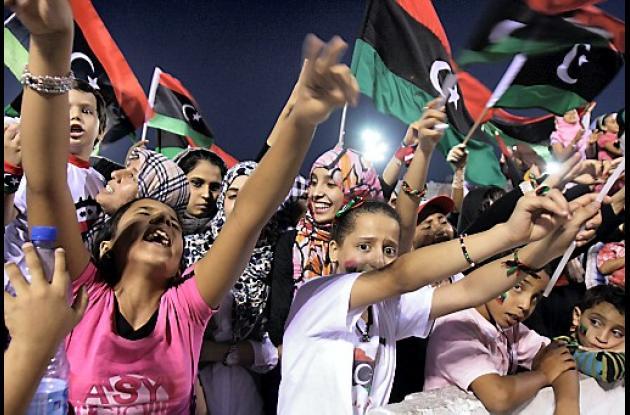 Escuelas en Libia