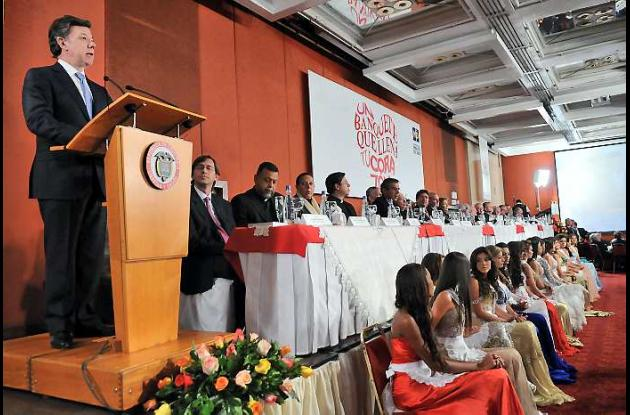 Belleza y solidaridad en Banquete del Millón