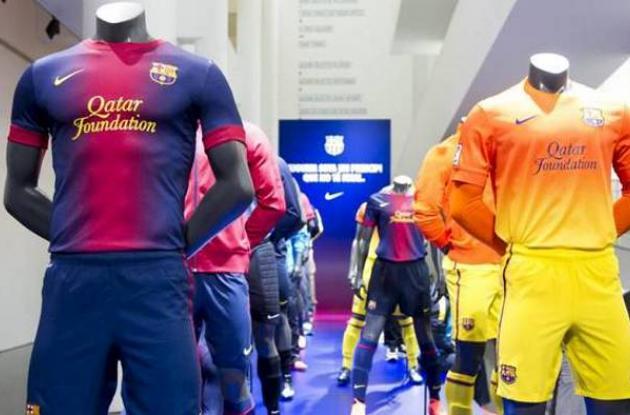 Camiseta del Barcelona 2012-2013