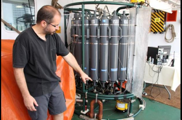 Buque oceanográfico Hespérides