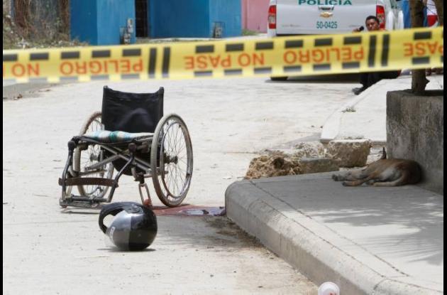 A Estivenson Mercado lo mataron en el barrio El Pozón