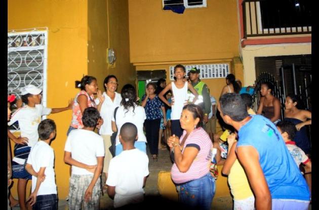 Estupor en Cartagena por robo de bebé de tres meses.