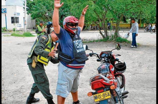 La comunidad del barrio La Julia, solicitó más seguridad