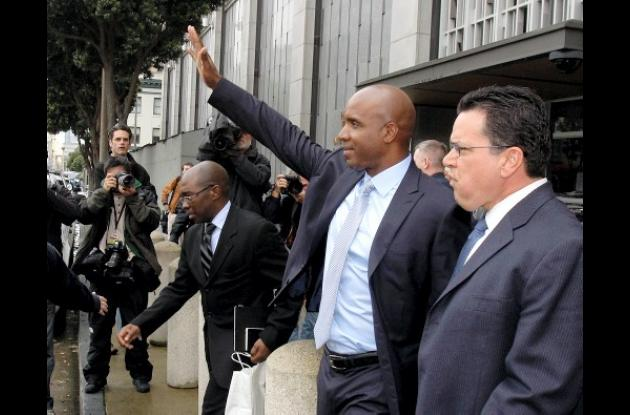Barry Bonds no sabía que usaba esteroides