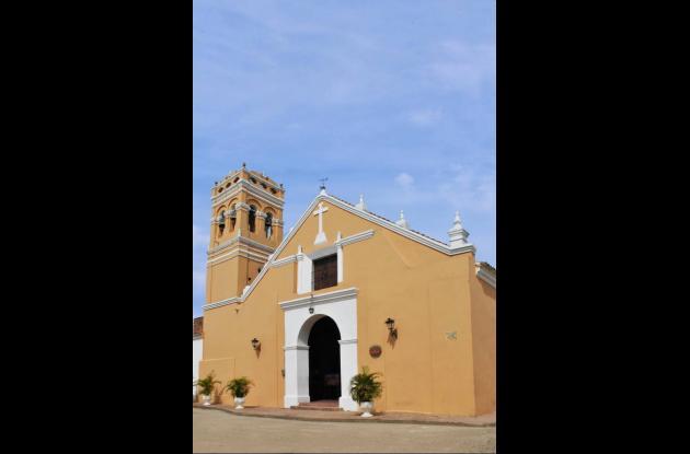 Esta es la nueva Basílica de Mompox.