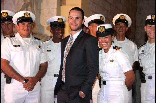 Hollywood eligió a Cartagena para estreno de Batalla Naval