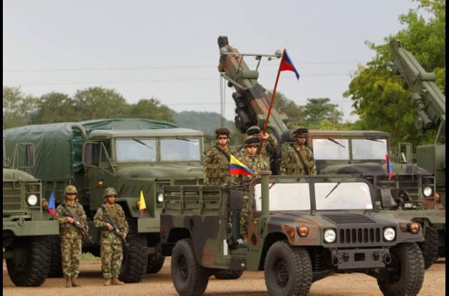 El Batallón de Movilidad de Infantería de Marina Nº 1 tiene sede en Malagana (Ma
