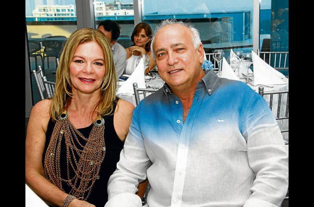 Bautizo de Melissa Araújo y Antonio Simón Lozano