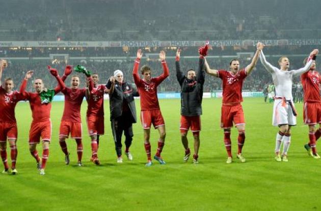 El Bayern Múnich se enfrentará al ganador del partido de cuartos de final entre Guangzhou Evergrande FC y Al Ahly.