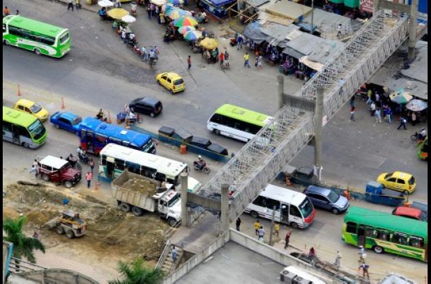 Pico y placa en Cartagena