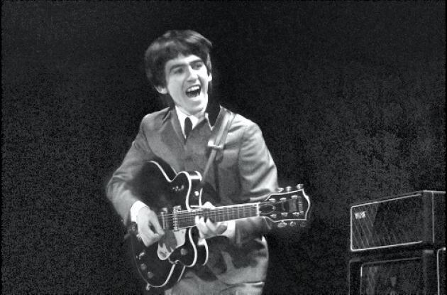 Algunas de las fotografías de The Beatles que serán subastadas.