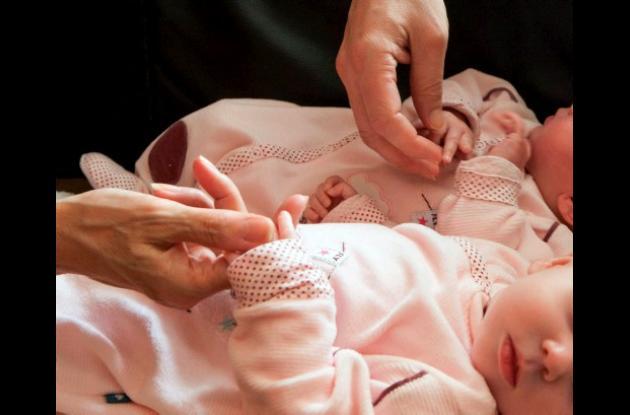 Bebés recién nacidos cambias hábitos paternales