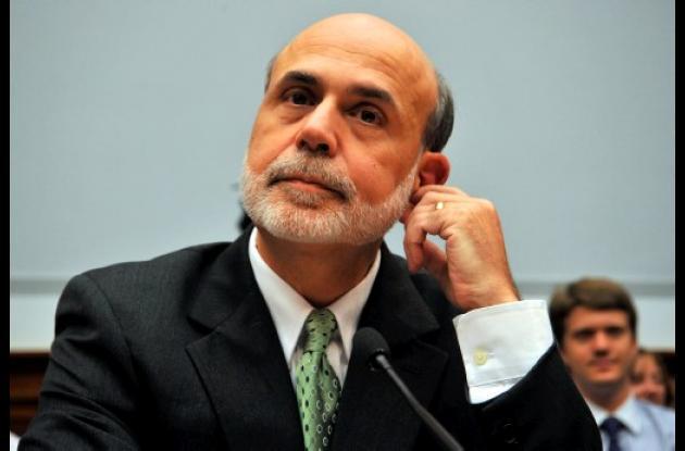 Ben Bernanke, presidente de la Reserva Federal (Fed) estadounidense