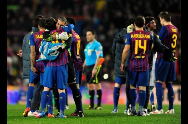 Valencia y Barcelona, por la Copa del Rey.