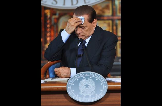 El magnate italiano la llamó en 2010 a felicitarla.