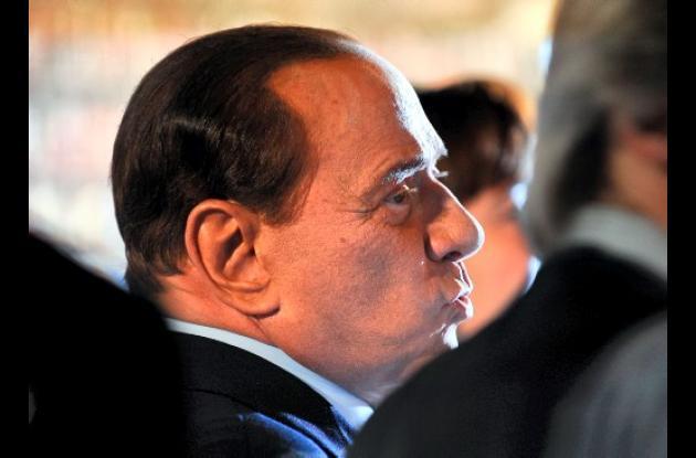 Fiscalía pide juzgar a tres allegados a Silvio Berlusconi por el caso Ruby.