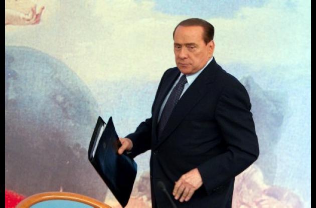 Silvio Berlusconi método anticrisis