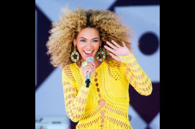 Beyonce cantante diva