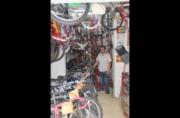 Bicicletas en cartagena