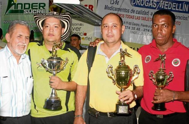 Ganadores del Grand Prix Colombiano de Billar Pool Bola 9
