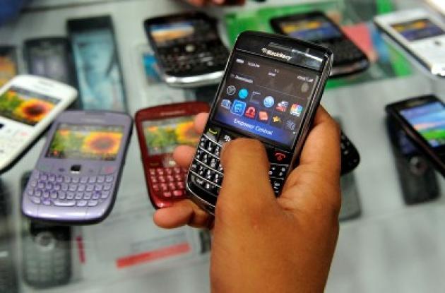 Sepa cómo funciona el GPS de su Blackberry.
