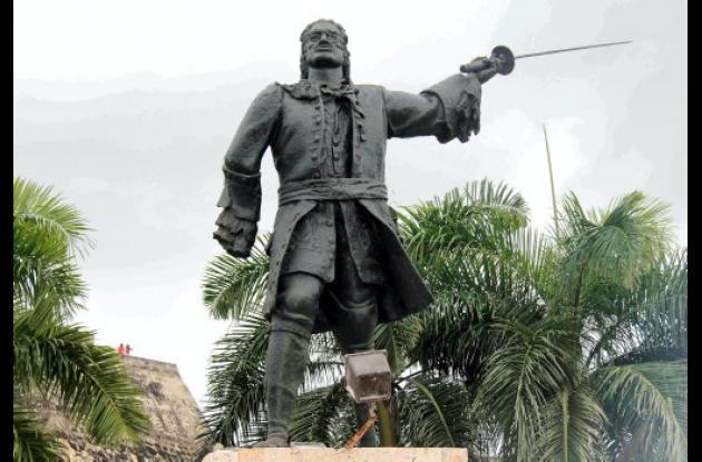 La Armada conmemora aniversario de la muerte de Blas de Lezo.