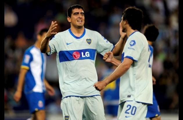 Boca Junior cae goleado en la Copa de Emiratos.