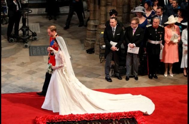 Boda real Príncipe Guillermo y Kate Middleton.