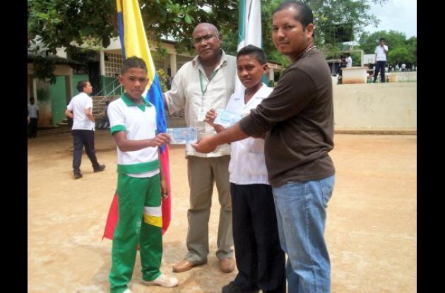 Federico Estrada y Andrés Marrugo, recibieron entradas al Mundial