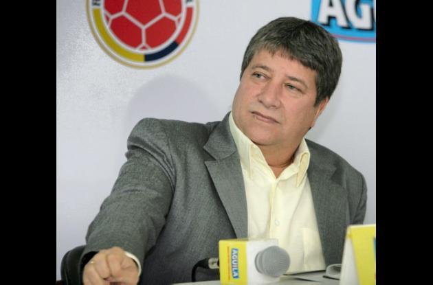 Hernán Darío 'Bolillo' Gómez.