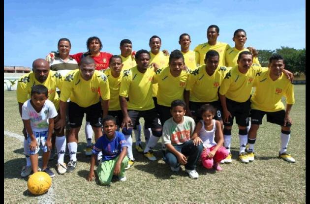 Super 99, la base de la selección Bolívar Sub-35.