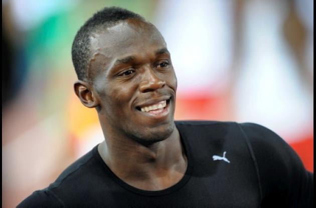 El atleta jamaicano Usain Bolt.