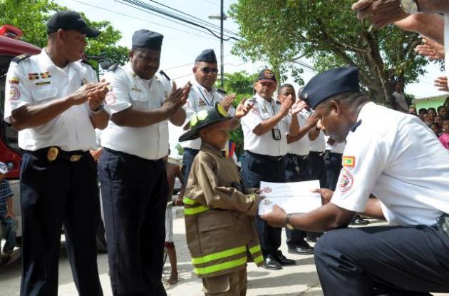Cuerpo de Bomberos de Cartagena