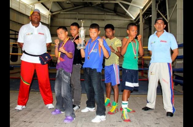Boxeadores de Boliv ar