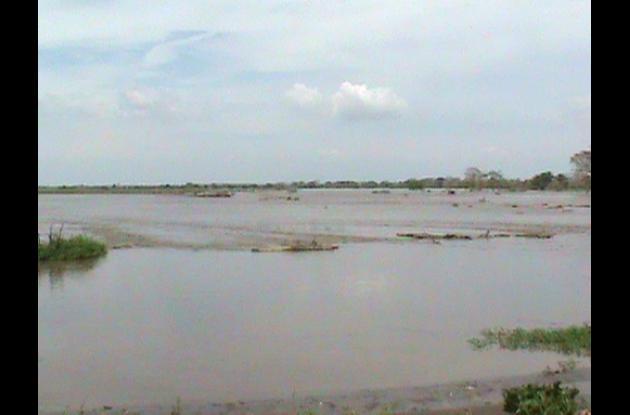 Boquete en la Depresión Momposina, Río Magdalena.