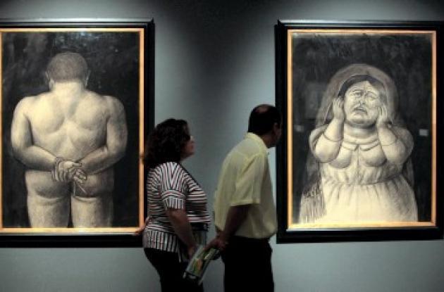 NY: se subastan 20 obras de Fernando Botero.