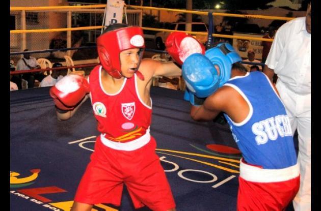 boxeo de bolivar copa la candelaria